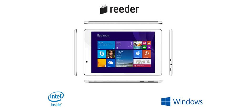 Reeder Tablet Tamiri Ekran Değişimi